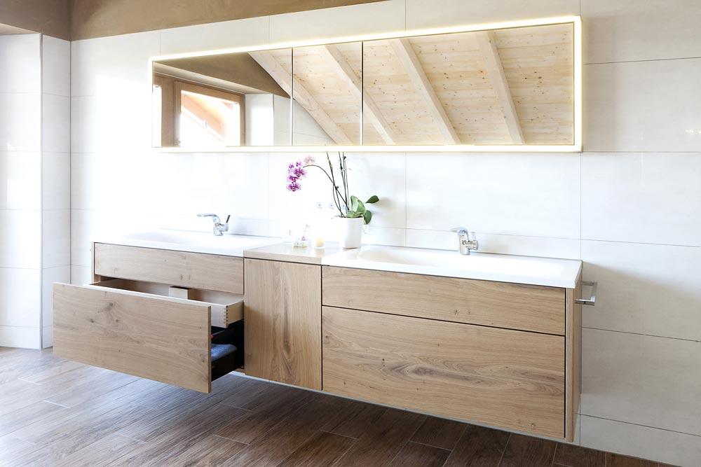 Baierl schreinerei badezimmer for Badezimmer bilder